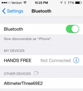 Apple-list-of-Bluetooth